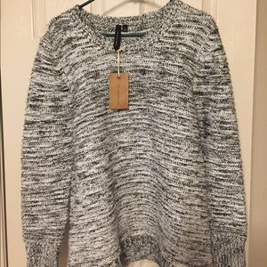 Knot Sisters Sweater